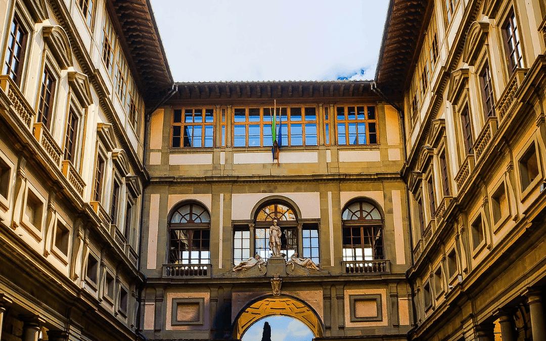 Vouge HongKong, Chiara Ferragni e gli Uffizi di Firenze [cosa ne penso?]