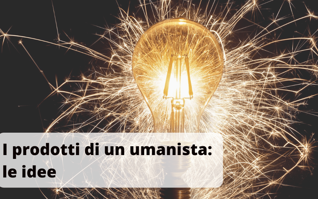 Umanista, perché sceglierlo: la fabbrica delle idee [puntata 1]