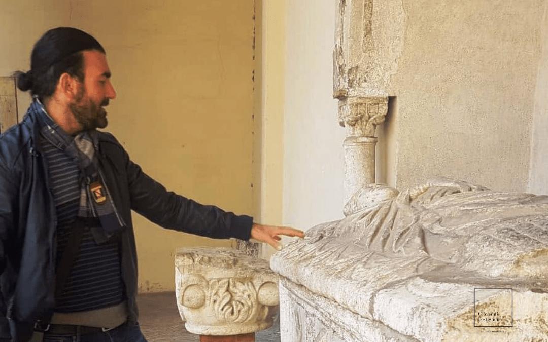 Tecnologia e visita guidata: intervista a Sergio Pisco guida turistica
