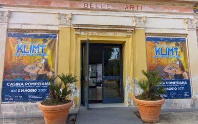 Klimt in virtuale a Napoli: la Bella Arte che immerge nei quadri